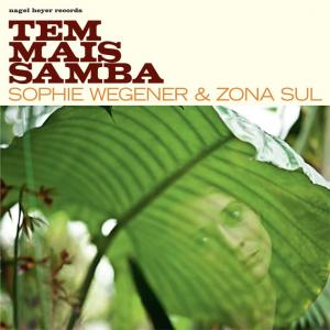CD Cover -Sophie Wegener & Zona Sul